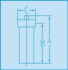 Моноэлементные корпуса фильтров серии ECOCART (EKF)