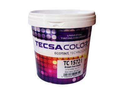 Колоранты серии TECSACOLOR TC