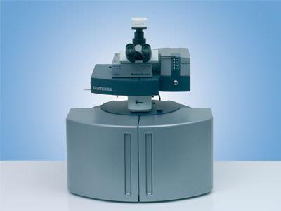 КР-(Раман) микроскоп SENTERRA II