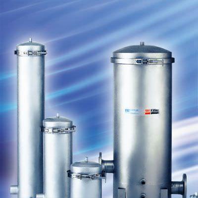 Многоэлементные Корпуса фильтров серии ECOCART (EKF)