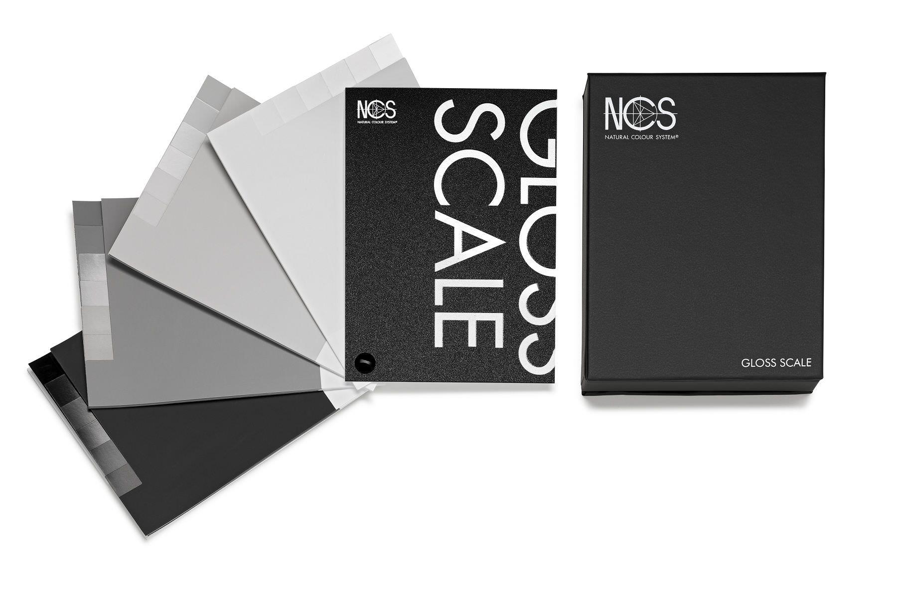 Оприделитель блеска NCS Gloss Scale