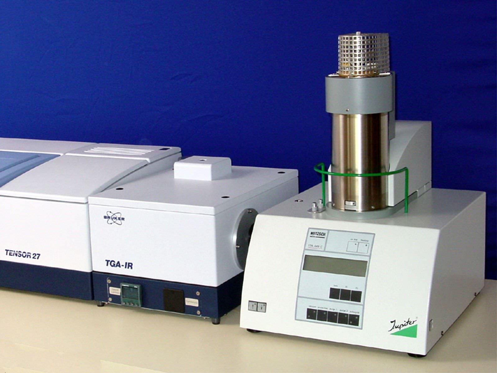 Tensor ИК-Фурье спектрометр