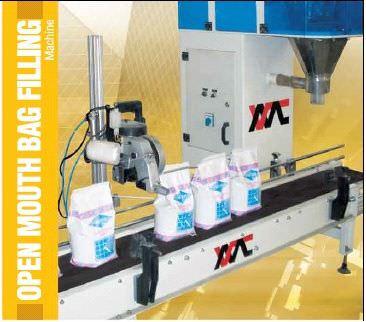 Серия JUNIOR Фасовочное оборудование для заполнения мешков открытого типа