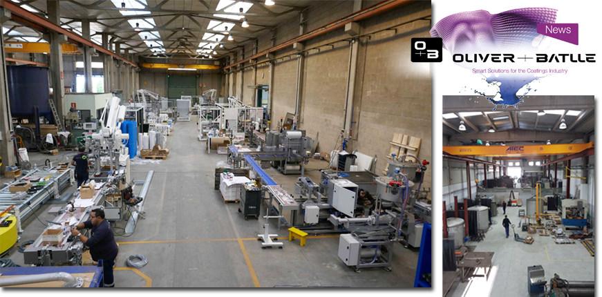 У Оливер+Батлли новый металлообрабатывающий цех 1500 м2