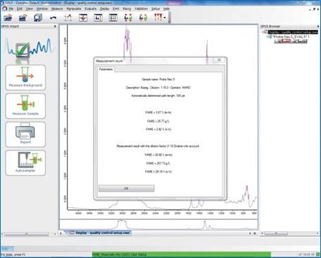 Анализ нефтепродуктов методами спектроскопии в средней инфракрасной области