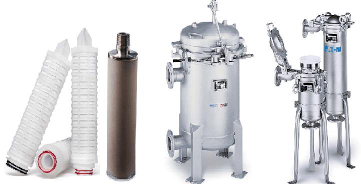 Системы очистки жидкостей