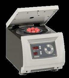 Настольная центрифуга Microcen 24