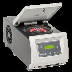 Настольная центрифуга с охлаждением Biocen 22R