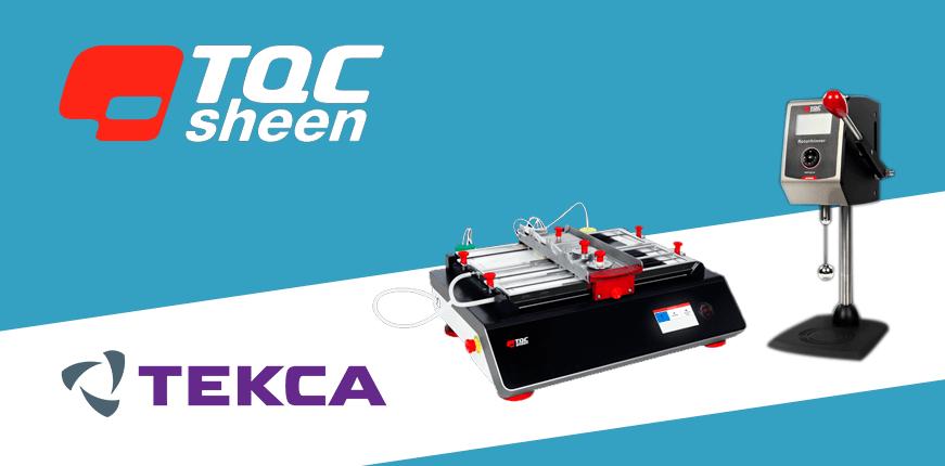 Оборудование TQC Sheen для лабораторий ЛКМ и ССС