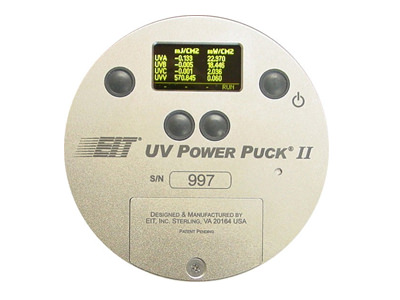 UV POWER PUCK II и Uvicure Plus II