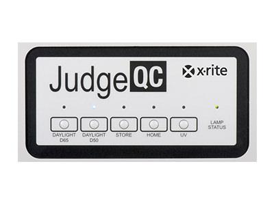 Камера сравнения цвета Judge QC