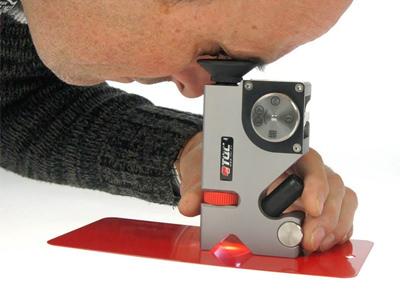 Толщиномер покрытия разрушающим методом TQC SP1100