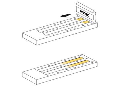Гриндометр с двумя канавками, TQC