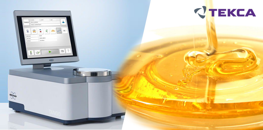 Теперь мед можно анализировать методами FT-NIR спектроскопии