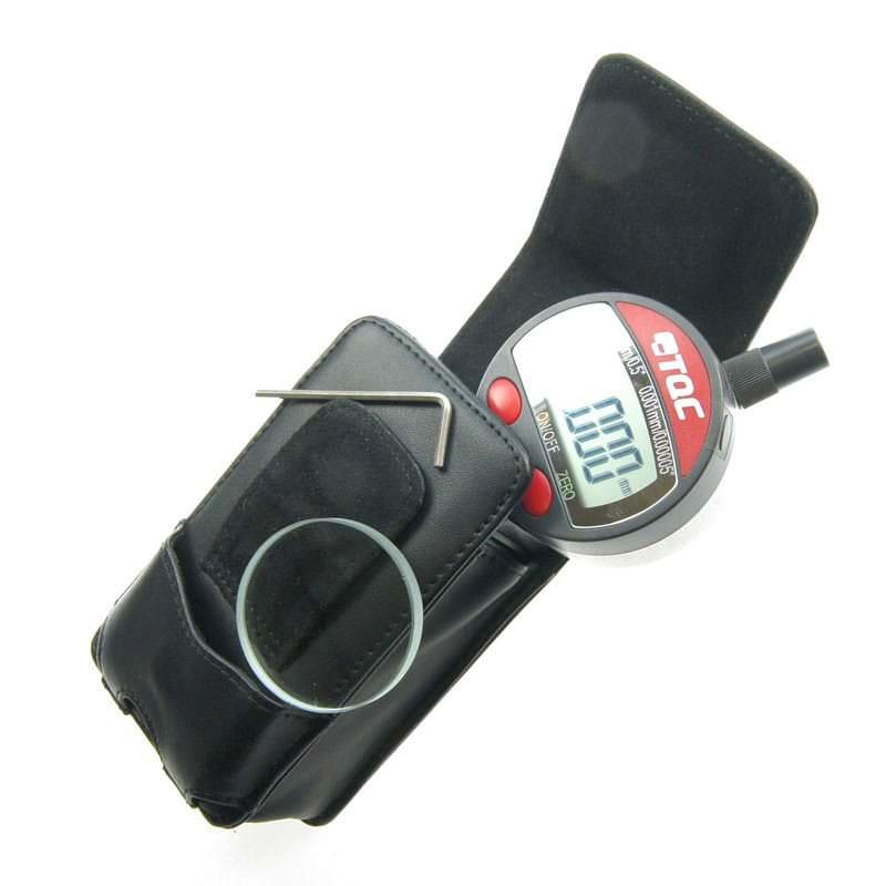 Цифровой прибор для измерения профиля поверхности/толщины покрытия TQC SP1562