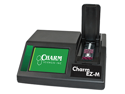 Инкубатор-ридер (анализатор) Charm EZ-M