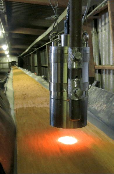 Потоковый анализ зерновых и шротов