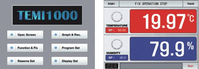 Камеры климатических испытаний BGD 897