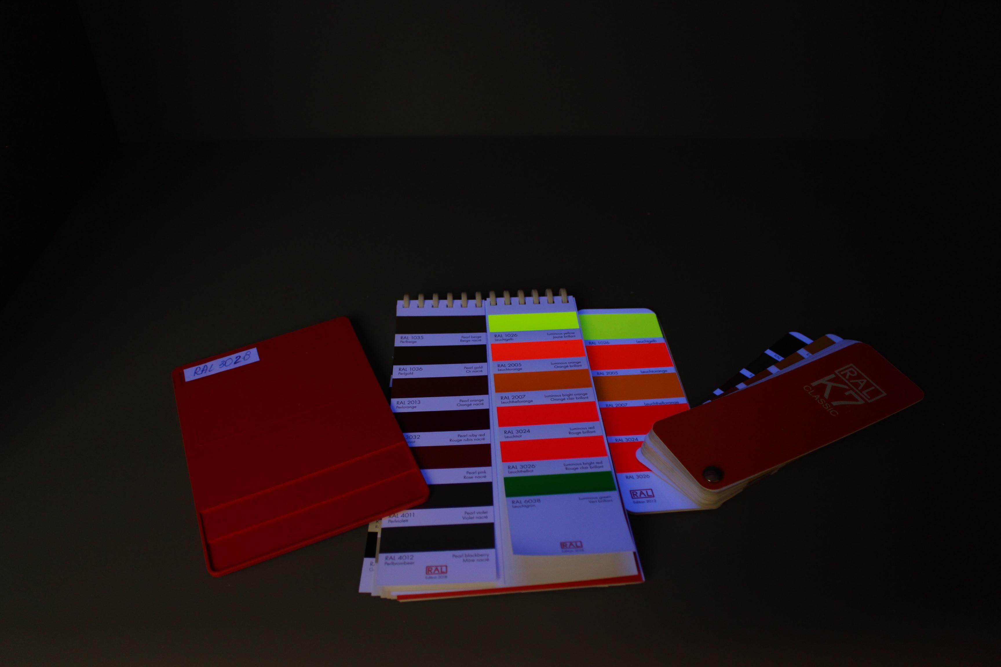 Камеры сравнения цветов TILO P60+ и Т60+, 3nh