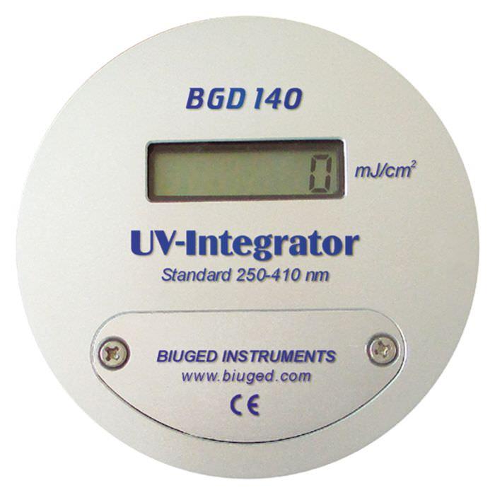 Бюджетный УФ-Интегратор (Радиометр) BGD 140